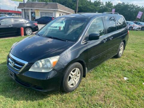 2006 Honda Odyssey for sale at Texas Select Autos LLC in Mckinney TX