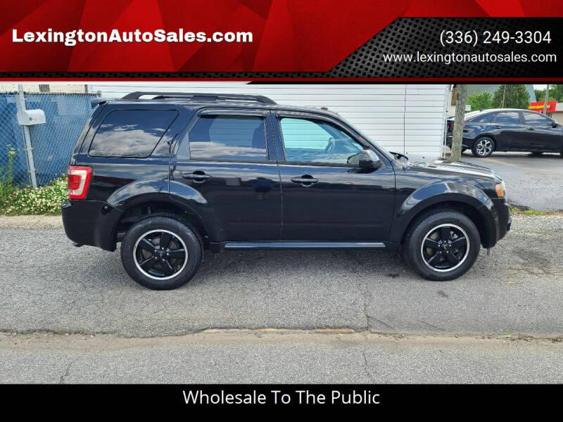 2012 Ford Escape for sale at LexingtonAutoSales.com in Lexington NC