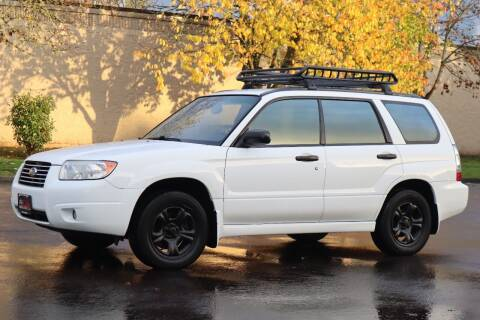 2006 Subaru Forester for sale at Beaverton Auto Wholesale LLC in Aloha OR