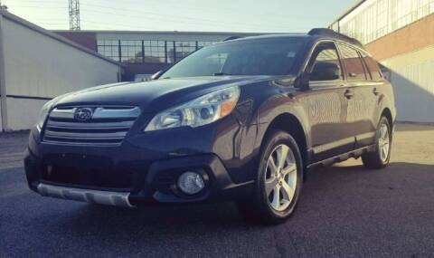 2013 Subaru Outback for sale at Atlanta's Best Auto Brokers in Marietta GA
