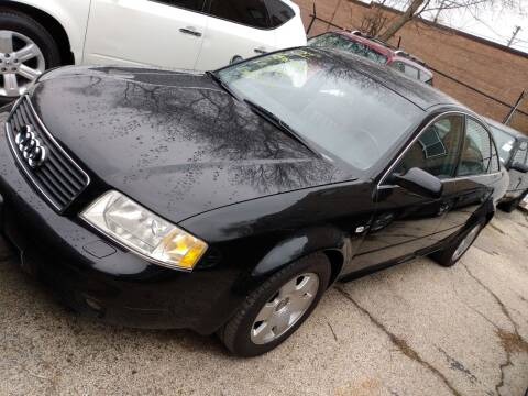 2001 Audi A6 for sale at 5 Stars Auto Service and Sales in Chicago IL