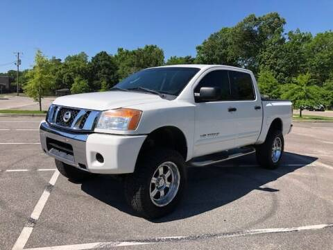 2010 Nissan Titan for sale at Lowcountry Auto Sales in Charleston SC