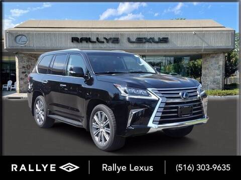 2020 Lexus LX 570 for sale at RALLYE LEXUS in Glen Cove NY