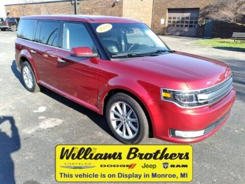 2019 Ford Flex for sale at Williams Brothers - Pre-Owned Monroe in Monroe MI