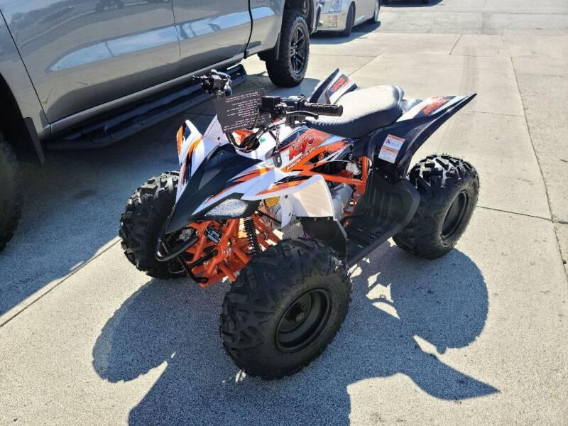 2021 KAYO Predator125 for sale at WolfPack PowerSports in Moses Lake WA