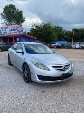 2010 Mazda MAZDA6 for sale at Twin Motors in Austin TX