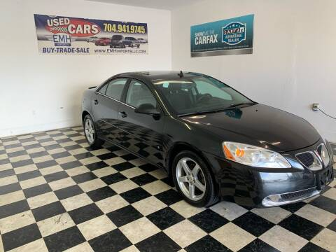 2008 Pontiac G6 for sale at EMH Imports LLC in Monroe NC