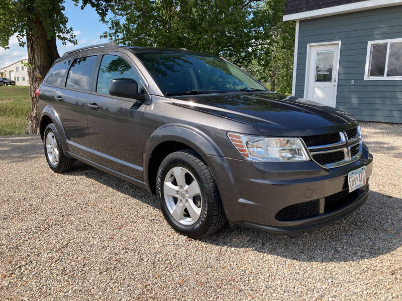 2016 Dodge Journey for sale at MINNESOTA CAR SALES in Starbuck MN