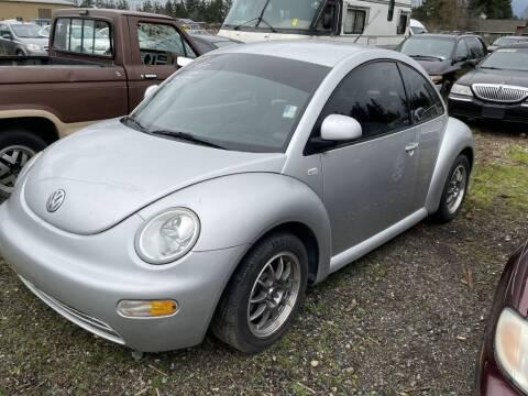 2000 Volkswagen New Beetle for sale at JMG MOTORS in Lynden WA