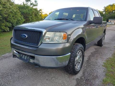 2007 Ford F-150 for sale at The Car Shed in Burleson TX