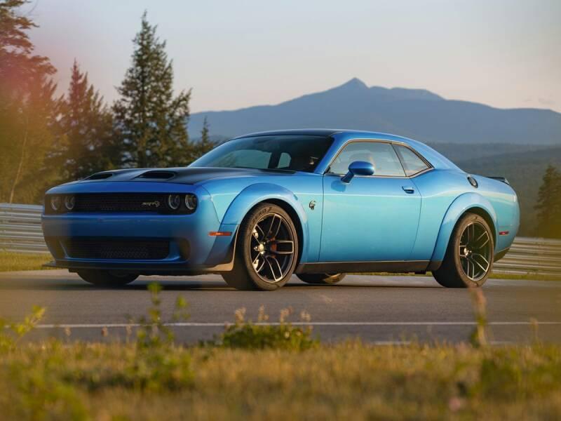 2021 Dodge Challenger for sale in Hemet, CA