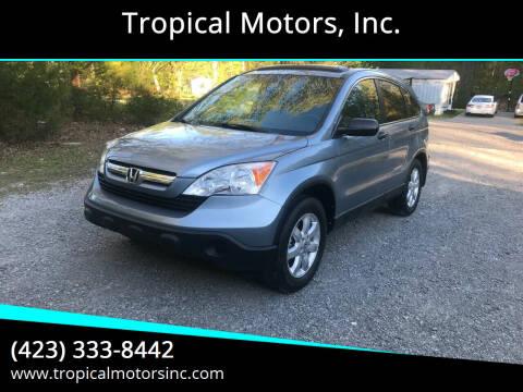 2008 Honda CR-V for sale at Tropical Motors, Inc. in Riceville TN