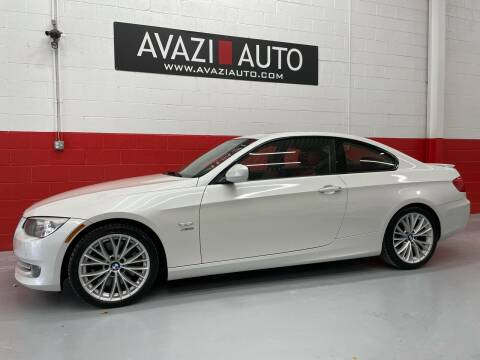 2011 BMW 3 Series for sale at AVAZI AUTO GROUP LLC in Gaithersburg MD