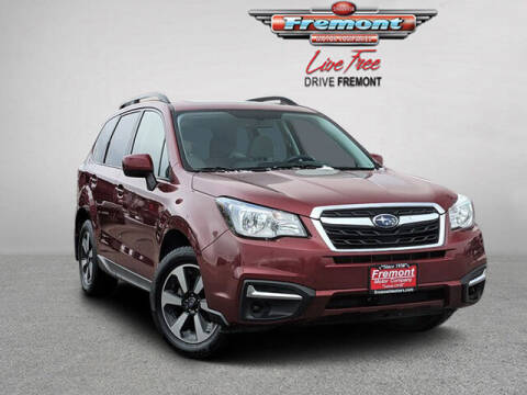 2018 Subaru Forester for sale at Rocky Mountain Commercial Trucks in Casper WY