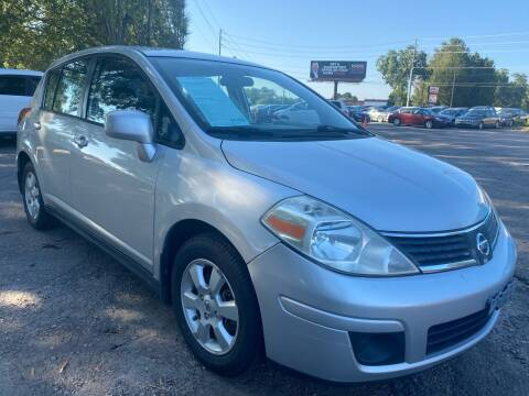 2009 Nissan Versa for sale at Atlantic Auto Sales in Garner NC