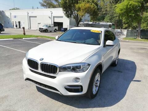 2016 BMW X6 for sale at Best Price Car Dealer in Hallandale Beach FL