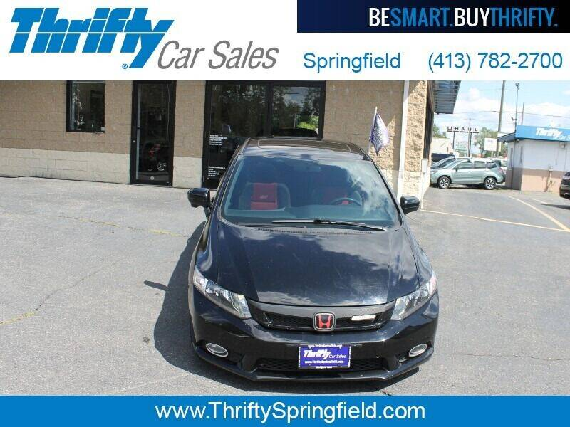 2015 Honda Civic for sale at Thrifty Car Sales Springfield in Springfield MA