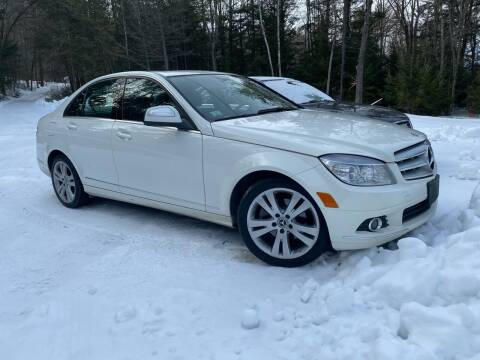 2008 Mercedes-Benz C-Class for sale at Amherst Street Auto in Manchester NH
