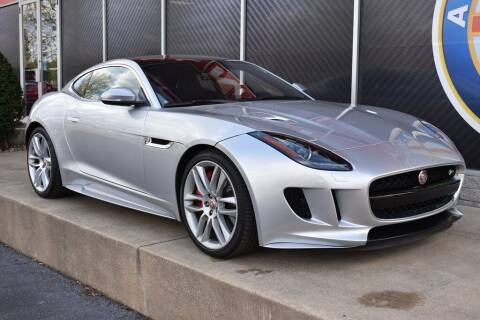 2017 Jaguar F-TYPE for sale at Alfa Romeo & Fiat of Strongsville in Strongsville OH