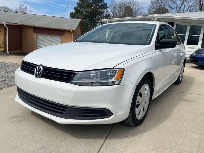 2012 Volkswagen Jetta for sale at Efficiency Auto Buyers in Milton GA
