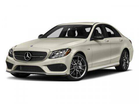 2018 Mercedes-Benz C-Class for sale at Clinton Acura used in Clinton NJ