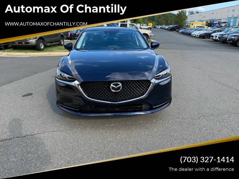 2021 Mazda MAZDA6 for sale at Automax of Chantilly in Chantilly VA