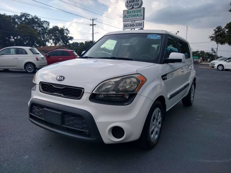 2013 Kia Soul for sale at BAYSIDE AUTOMALL in Lakeland FL