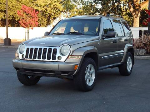 2005 Jeep Liberty for sale at Gilroy Motorsports in Gilroy CA