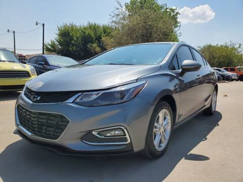 2018 Chevrolet Cruze for sale at Star Autogroup, LLC in Grand Prairie TX