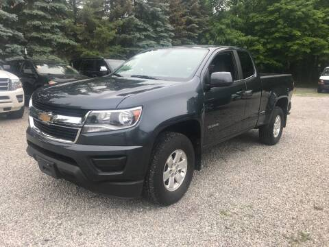 2019 Chevrolet Colorado for sale at Renaissance Auto Network in Warrensville Heights OH