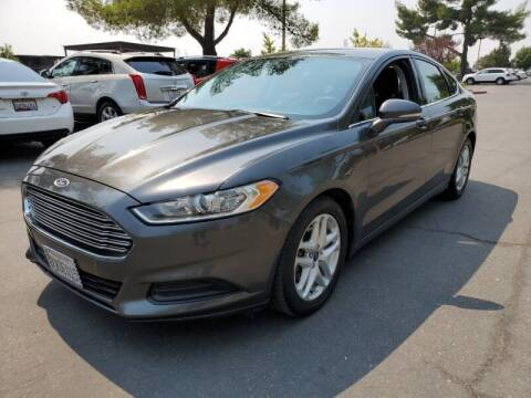 2015 Ford Fusion for sale at Matador Motors in Sacramento CA