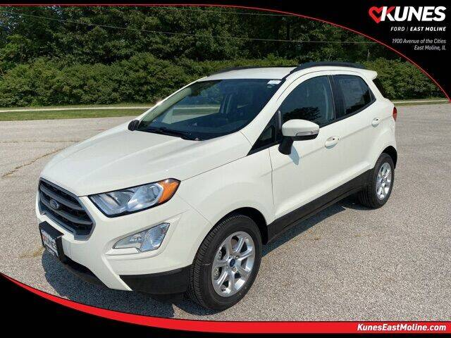 2021 Ford EcoSport for sale in East Moline, IL