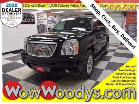 2013 GMC Yukon for sale at WOODY'S AUTOMOTIVE GROUP in Chillicothe MO