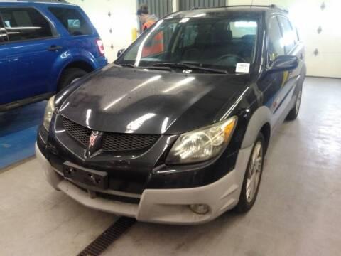2003 Pontiac Vibe for sale at Cj king of car loans/JJ's Best Auto Sales in Troy MI