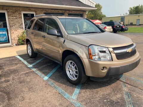 2005 Chevrolet Equinox for sale at Imlay City Auto Sales LLC. in Imlay City MI