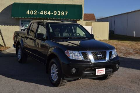 2017 Nissan Frontier for sale at Eastep's Wheels in Lincoln NE