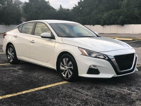 2020 Nissan Altima for sale at Guru Auto Sales in Miramar FL