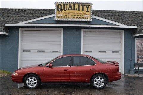 1999 Oldsmobile Intrigue for sale at Quality Pre-Owned Automotive in Cuba MO