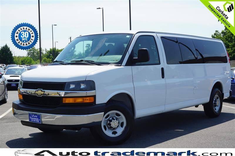 2016 Chevrolet Express Passenger for sale in Manassas, VA