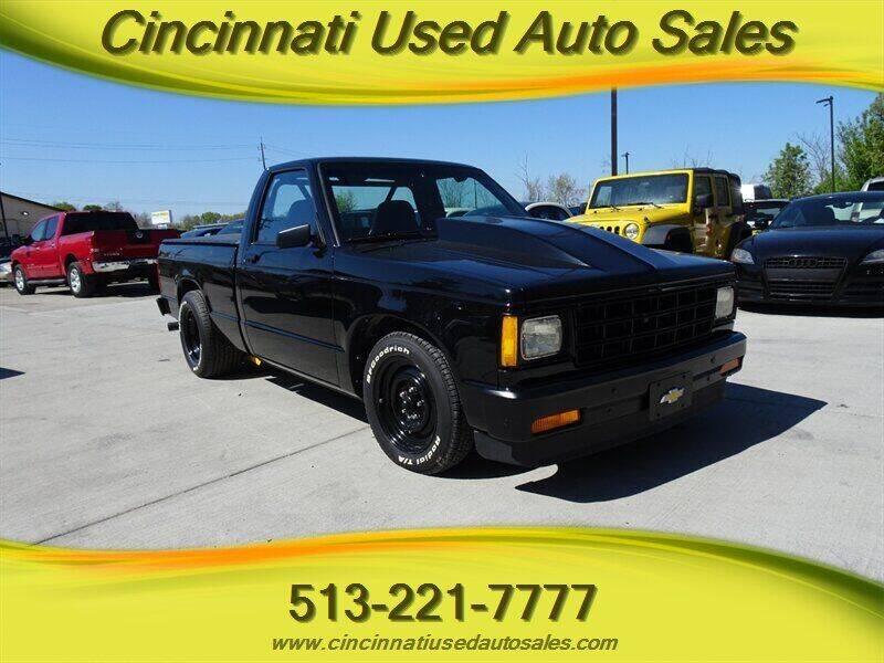 1988 Chevrolet S-10 for sale in Cincinnati, OH