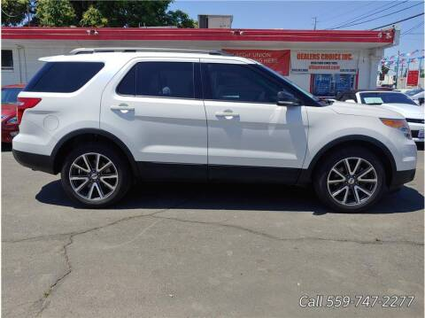 2015 Ford Explorer for sale at Dealers Choice Inc in Farmersville CA