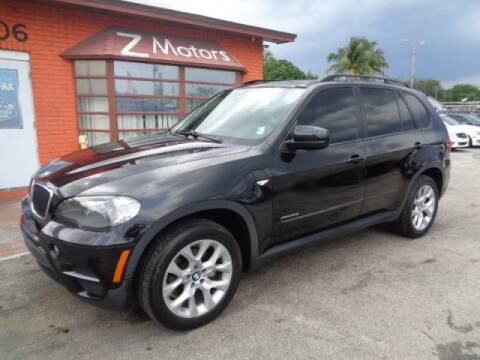 2011 BMW X5 for sale at Z MOTORS INC in Hollywood FL