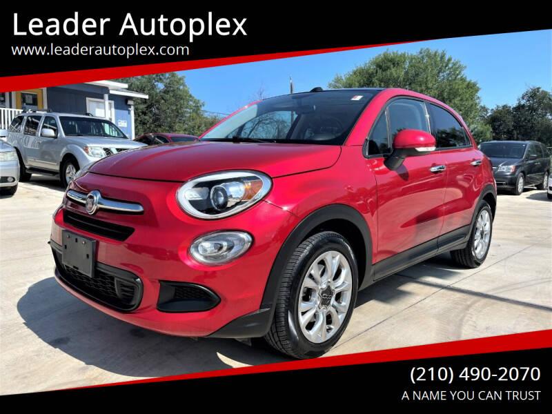 2016 FIAT 500X for sale at Leader Autoplex in San Antonio TX