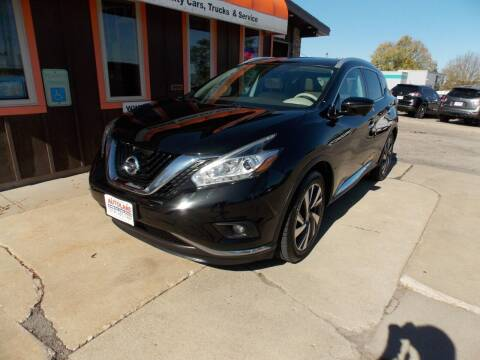 2016 Nissan Murano for sale at Autoland in Cedar Rapids IA