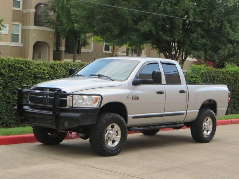 2007 Dodge Ram Pickup 2500 for sale at RBP Automotive Inc. in Houston TX