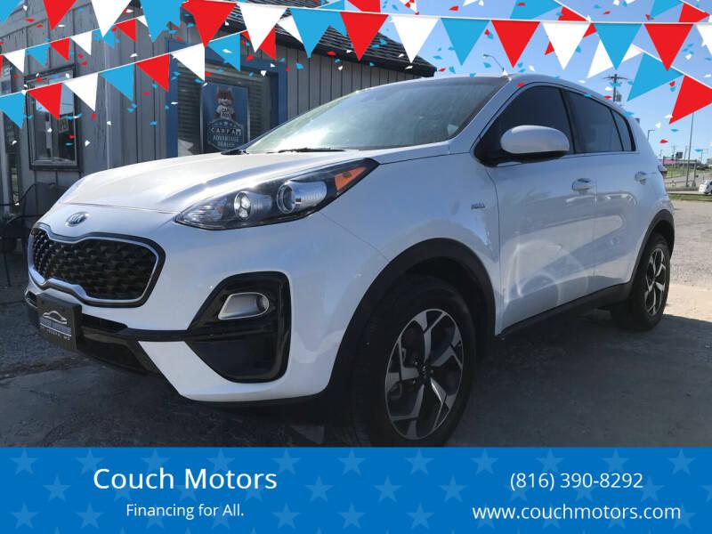 2020 Kia Sportage for sale at Couch Motors in Saint Joseph MO