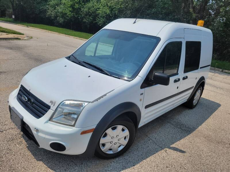 2013 Ford Transit Connect for sale at Future Motors in Addison IL