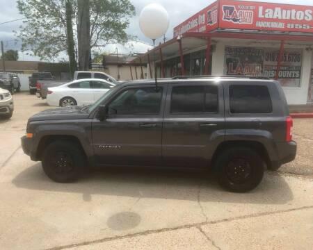 2016 Jeep Patriot for sale at LA Auto Sales in Monroe LA