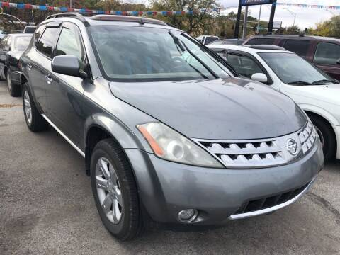 2007 Nissan Murano for sale at Sonny Gerber Auto Sales in Omaha NE