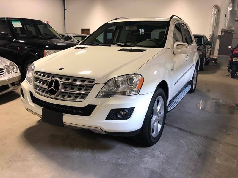 2009 Mercedes-Benz M-Class for sale at MULTI GROUP AUTOMOTIVE in Doraville GA
